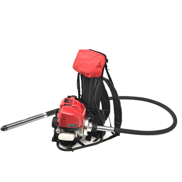 Enar Petrol Engine Concrete Vibrator - BackPack