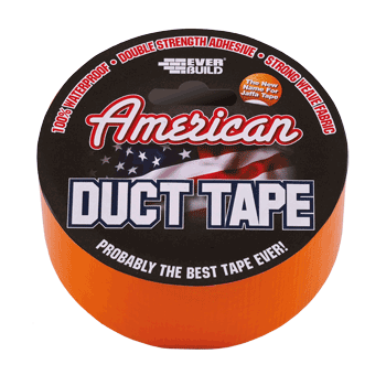 Everbuild American Duct Tape (Box of 12)