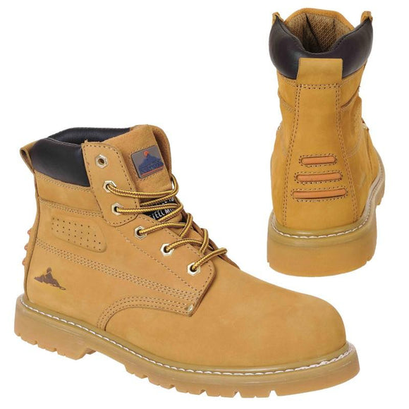 Portwest Steelite Welted Plus Safety Boot SBP HRO