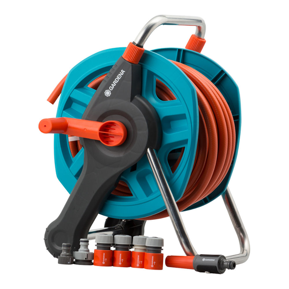 Garden Hose Reel and Cart