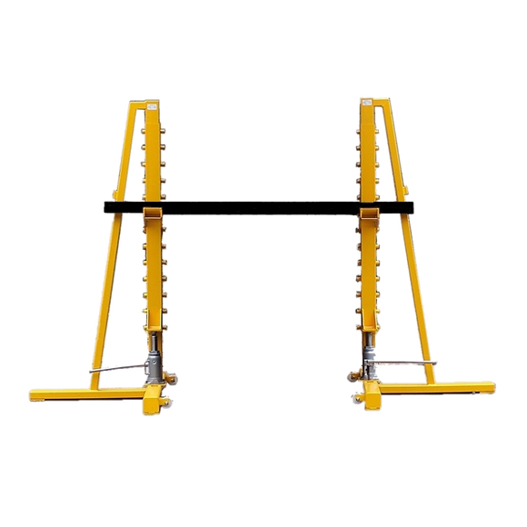 Hydraulic Cable-Drum Jack (pair)