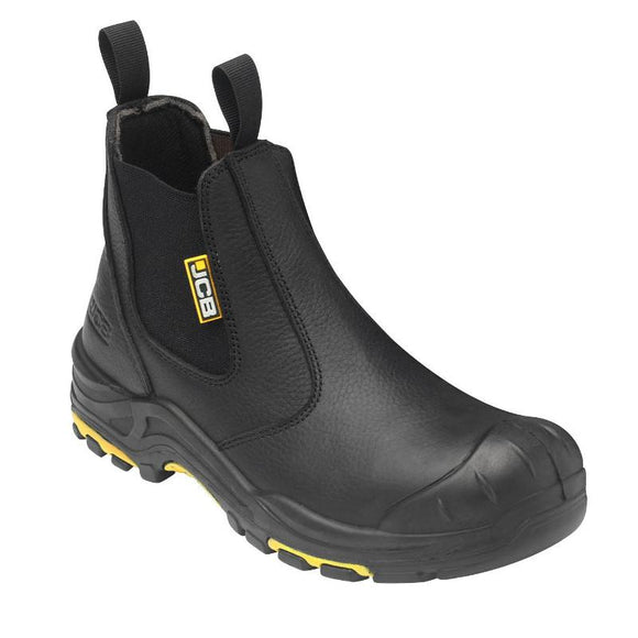 JCB Dealer Boot Black
