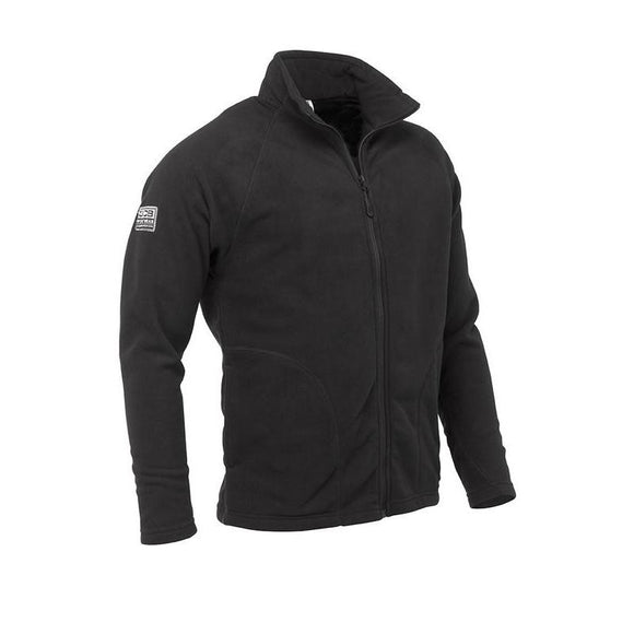 JCB ESSENTIAL FLEECE BLACK