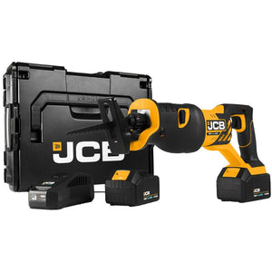 JCB 18V Reciprocating Saw 2 X 4.0Ah Kit