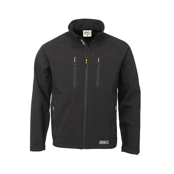 JCB SOFTSHELL JACKET