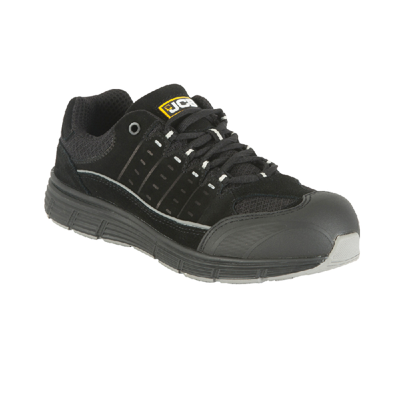 JCB Trekker Black Trainer