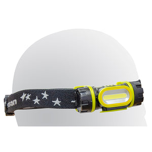 Jefferson 160lm Rechargeable Headlamp