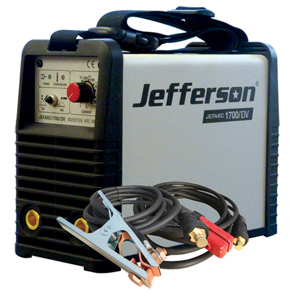 Jefferson 170 Amp Dual Voltage ARC Welder