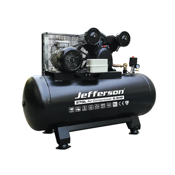 Jefferson 270 Litre 5.5HP Compressor