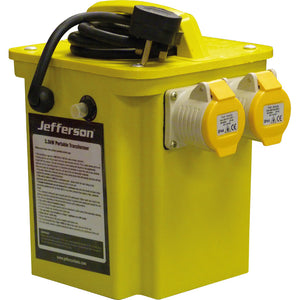 Jefferson 3.3 KVA Portable Transformer