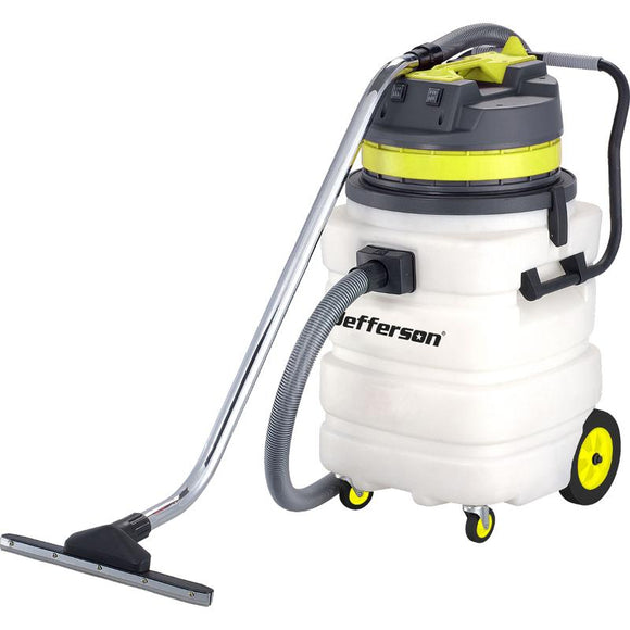 Jefferson 90 Litre Wet & Dry Vacuum Cleaner (110V)
