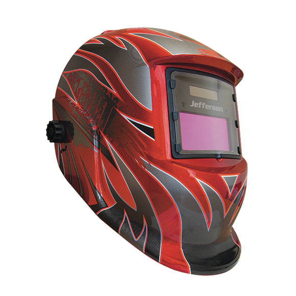 Jefferson Automatic Welding & Grinding Helmet - Type 2