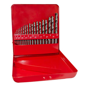 Jefferson M2 19 Piece Drill Bit Set