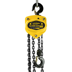 Jefferson Tundra 3 Tonne Chain Block