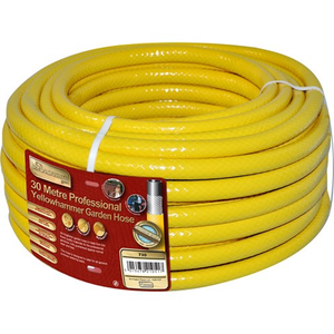Kingfisher 30M Professional Yellowhammer Garden Hose
