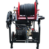 Maxflow HC 20/200 Drain Jetter with Reel