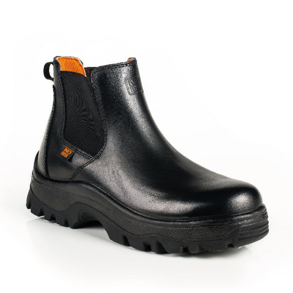 No-Risk New Boston Safety Boot