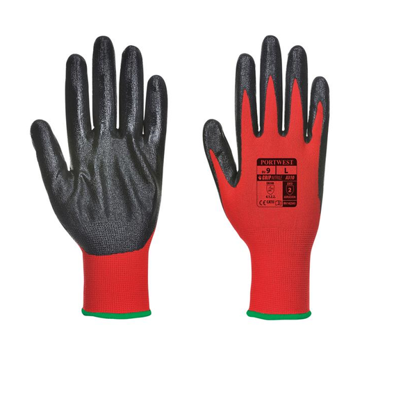 Portwest Flexo Grip Nitrile Glove A319
