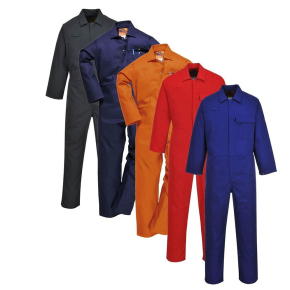 PORTWEST CE SAFE-WELDER COVERALL