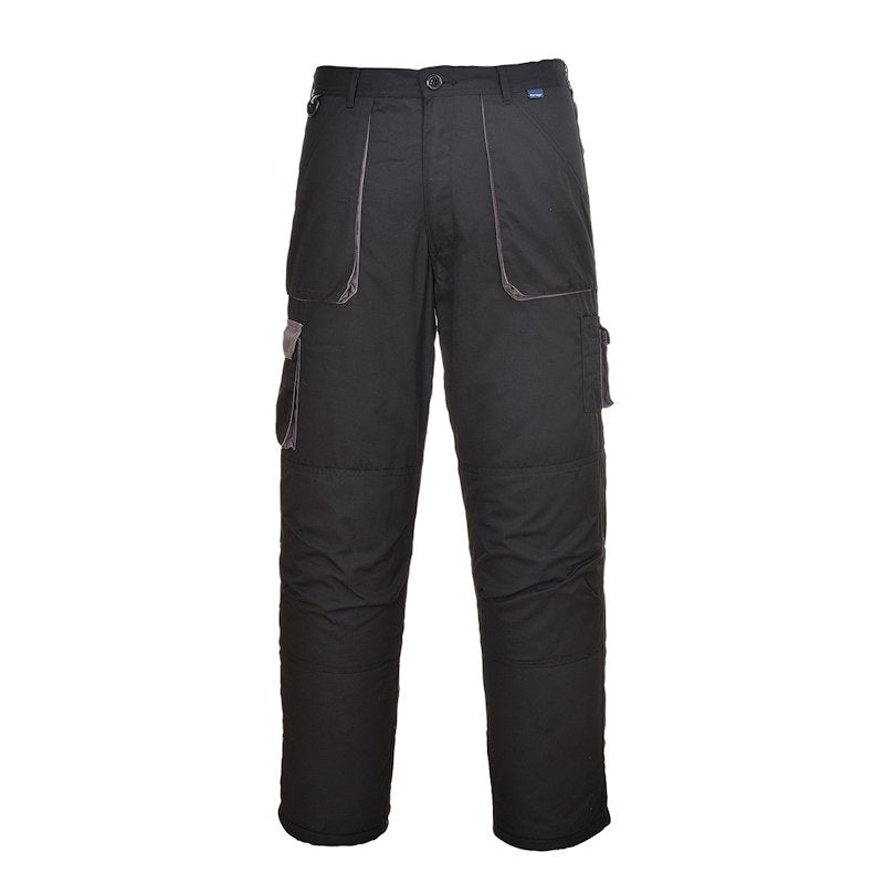 Able Workwear Contrast Trousers Portwest Elasticated Work Pants Texo Tx11 Kneepad Business & Industrial Other Personal Protective Equipment