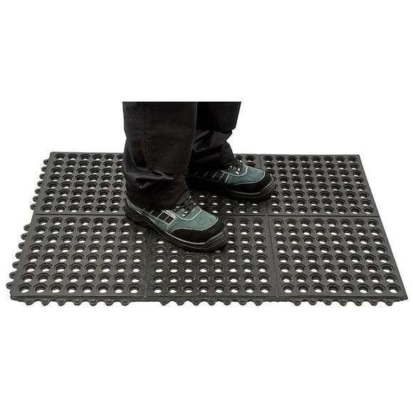 PORTWEST ANTI FATIGUE MAT HEAVY DUTY