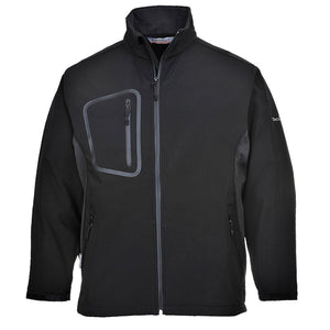 PORTWEST DUO SOFTSHELL JACKET (3L)