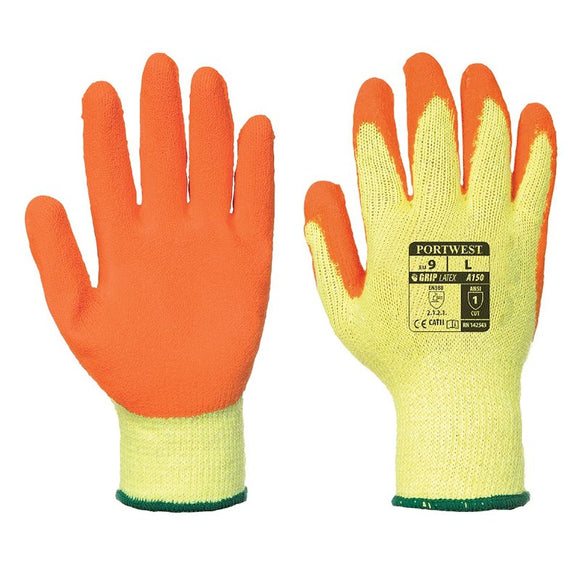 PORTWEST FORTIS GRIP GLOVE (PACK OF 12)
