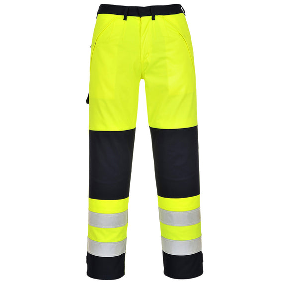 PORTWEST HI-VIS MULTI-NORM TROUSERS
