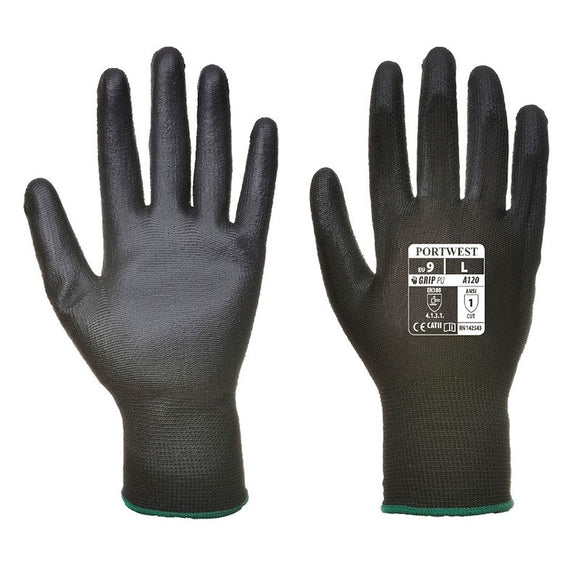 PORTWEST PU PALM GLOVE (PACK OF 12)