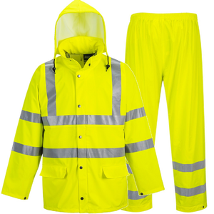 PORTWEST SEALTEX ULTRA UNLINED JACKET & ULTRA-REFLECTIVE TROUSERS