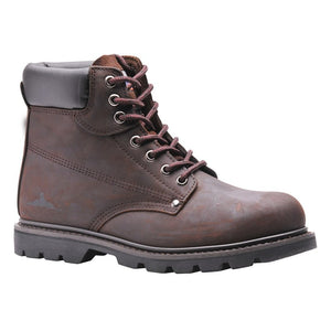 PORTWEST STEELITE WELTED SAFETY BOOT SB HRO