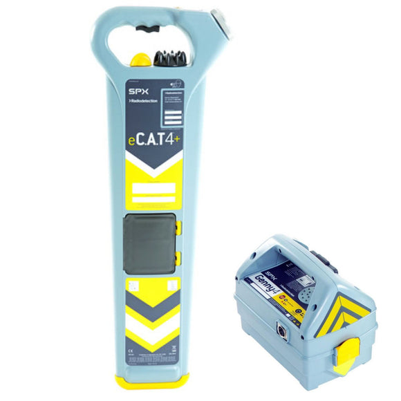 eCAT4+ Cable Detector with Strike Alert and Genny