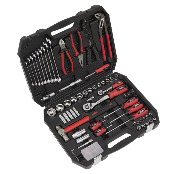 Sealey Mechanic's Tool Kit 100pc