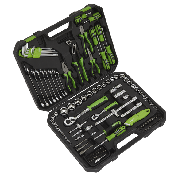 Sealey Mechanic's Tool Kit 135pc