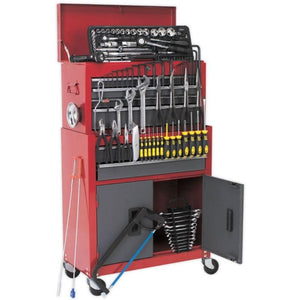 Sealey Tool Chest with 128pc Tool Kit SPECIAL OFFER !