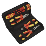 Sealey Electrical VDE Tool Set 6pc