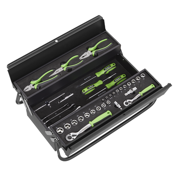 Sealey Cantilever Toolbox with Tool Kit 70pc