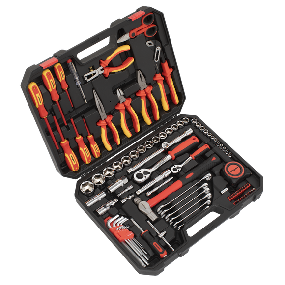 Sealey Electrician's Tool Kit 90pc