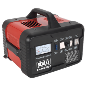 Sealey Battery Charger 11A 12/24V 230V
