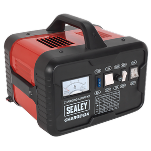Sealey Battery Charger 28Amp 12/24V 230V