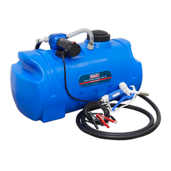 Sealey Portable AdBlue® Tank 100L 12V