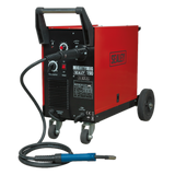 Sealey Professional Gas/No-Gas MIG Welder 190A with Euro Torch