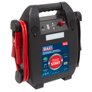 Sealey RoadStart® Emergency Jump Starter 12V 5L 8-Cylinder