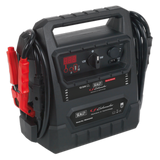 Sealey Schumacher® RoadStart® Emergency Jump Starter 12/24V 4600 Peak Amps - DEKRA Approved
