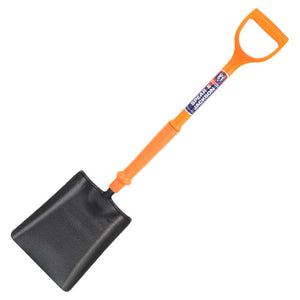 Spear & Jackson Insulated Square Mouth No 00 Shovel