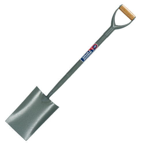 Spear & Jackson Tubular Steel Trenching Shovel