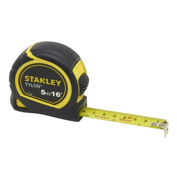Stanley 5m/16ft Tylon Measuring Tape