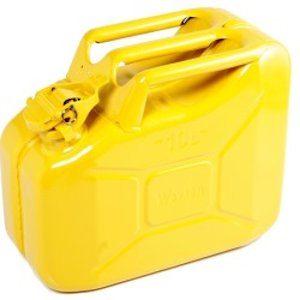 Metal Jerry Can 10lt