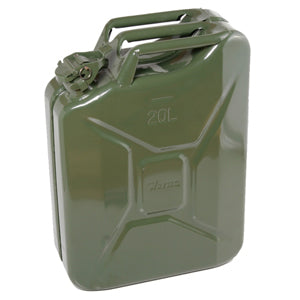 Metal Jerry Can 20lt