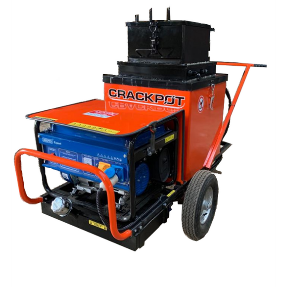 Crackpot Bitumen Jointing Machine